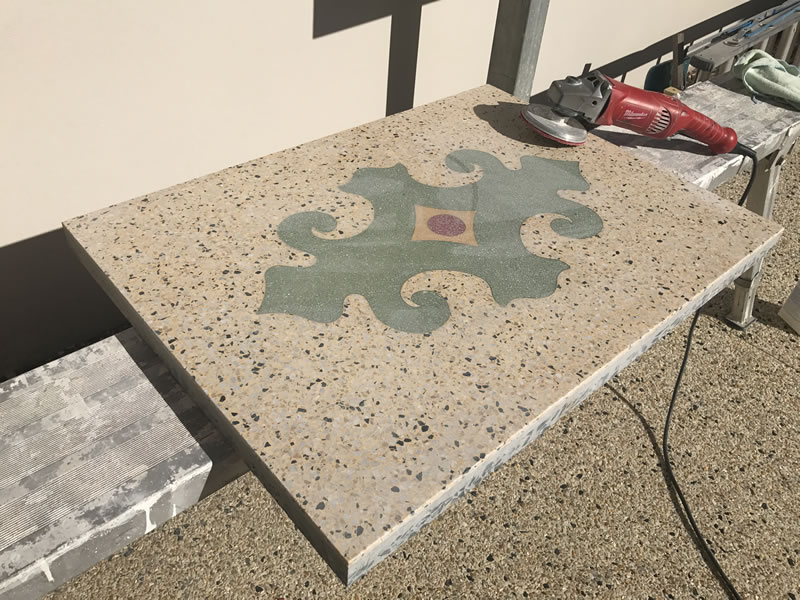 Terrazzo Restoration Fremantle Wa Nanoworx