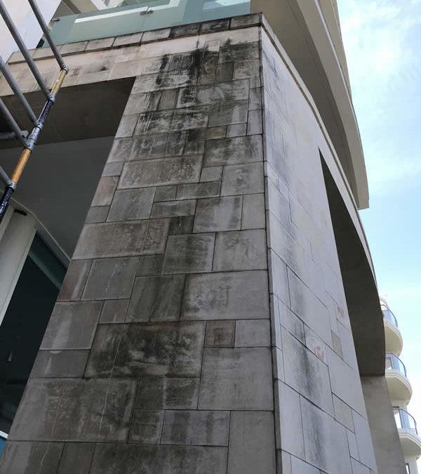 Sand Stone Restoration – Kings Park, WA